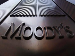 Moody's Investor Services New York headquarters.