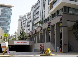 The Selectos in Ciudadela closed this week, less than a year after opening. (Credit: © Mauricio Pascual)