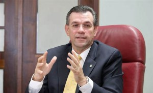 Pablo Almodóvar, president of Triple-S Salud.
