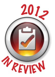 2012 IN REVIEW LOGO