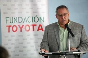 Mario Dávila, president of Toyota de Puerto Rico.