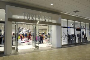 The future Forever 21 store to open in Plaza del Caribe will be the retailer's third location in Puerto Rico, joining stores in Plaza las Américas and Plaza Carolina. (Credit: © Mauricio Pascual)