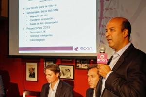 Open Mobile CEO Juan Saca