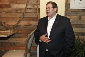 Carlos Manuel Quiñones, general manager of Garage Isla Verde
