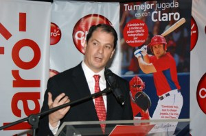 Claro de Puerto Rico President Enrique Ortiz de Montellano.