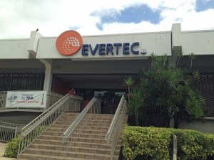 EVERTEC is embarking on a stock repurchase program.