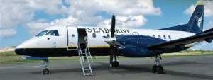 Seaborne Airlines will fly to Nevis & St. Kitts.