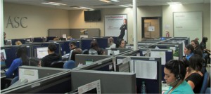 ASC has extended customer service hours offered via its call center. (Credit: ASC)