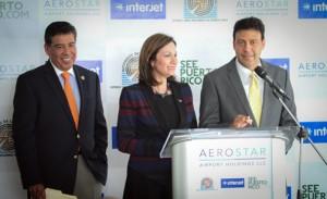 From left: Agustín Arellano, Ingrid Rivera-Rocafort and Víctor Suárez.