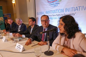 From right: Pallavi Jha, John de Armas, Ismael Cala, Horacio Sacomman, and Oliver Trapp.