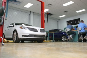 Ford and Lincoln inaugurated a new technical training center in the University of Puerto Rico's Carolina campus.