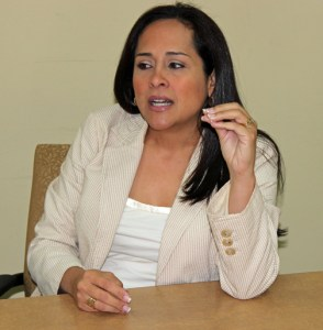 Grace Santana, head of the P3 Authority