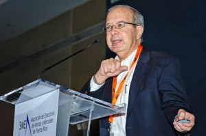 Economist Luis Rodríguez-Baez passed away last week.