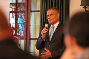 Víctor Domínguez, general manager of Puma Energy Caribe, LLC