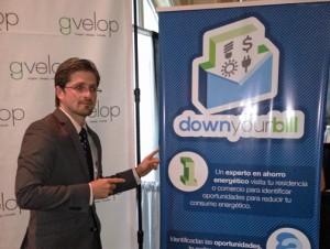 "Alexis Miranda, Gvelop venture partner and head of the ""DownYourBill"" initiative."