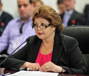 Attorney María Milagros Reyes