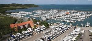 With a capacity of 1,100 boats, Puerto del Rey has been in operation since 1988. (Credit: www.puertodelrey.com)