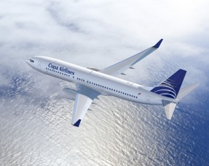 Copa will operate a Boeing 737-800 Next-Generation aircraft on the flight, with seating for 16 passengers in Business Class and 144 in the main cabin to offer the connection.