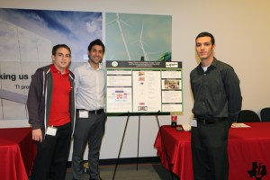 From left: Jesús R. Torrado-Diaz; Javier R. Rivera-Collazo and Eduardo G. Rodríguez-Galindo.