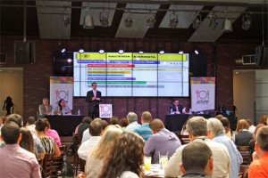 The ASORE seminar was held in Hato Rey Tuesday before a full house of restaurant industry executives.
