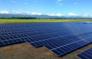 A 1.5-megwatt SolarWorld solar system at Cibao International Airport is Dominican Republic's largest solar installation. (Photo: Business Wire)