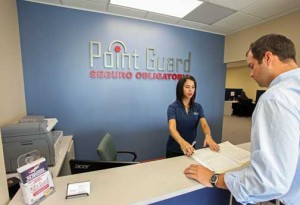 Point Guard entered the island's compulsory auto liability insurance policy market in March 2011.