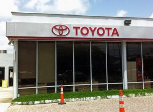 Toyota was Puerto Rico's highest-selling brand in July, with 1,997 vehicles rolling off the lots, GUIA data shows. (Credit: © Mauricio Pascual)
