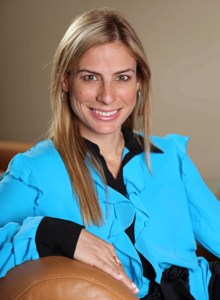 Author Lucienne Gigante is senior vice president of marketing, public relations and community for Doral Bank.