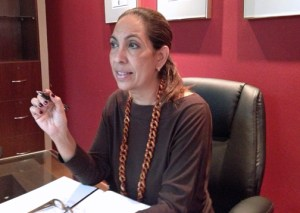 Lynnette Teissonniere, market leader and general manager of Burson-Marsteller Puerto Rico.