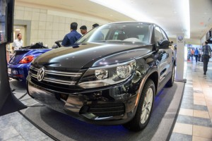 Volkswagen will present the Tiguan T1, as well as several of its other models.