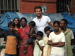 Ricky Martin has traveled the world over in support of children's rights and welfare. He will be honored for his work and his artistry at the Poder Business Awards on November 6 in Miami Beach. (Photo: Business Wire)