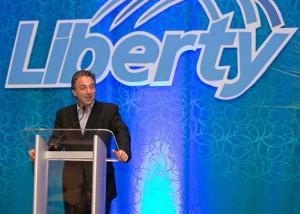 Liberty Puerto Rico President Naji Khoury