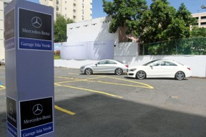 The report shows that 105 Mercedes Benz vehicles were sold in Puerto Rico in October.