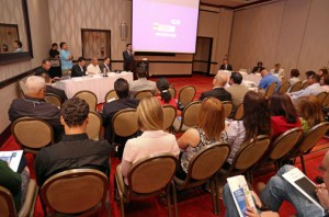 The seminar served as a platform for participating companies to network with contacts from the region and obtain basic information to develop their strategies to break into the New York market.