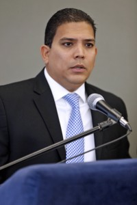 CRIM Executive Director Víctor Falcón-Dávila