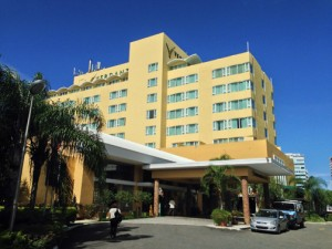 The Verdanza Hotel is a 222-room property located in the heart of Isla Verde.