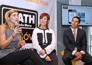 From left: Sylvette Ramos, Wanda Betancourt, and Miguel Vizcarrondo.