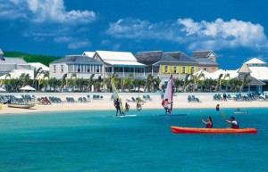 The 226-room Braco Village Hotel & Spa in Trelawny, which will reopen as the Melia Jamaica in November 2014.