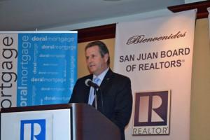 Jesús F. Méndez, operations executive vice president of Doral Bank