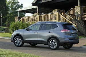 The 2014 Nissan Rogue