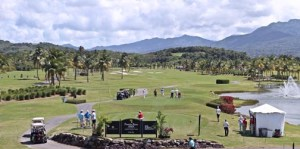 The Puerto Rico Open will be aired on the Golf Channel and reach an estimated more than 500 million homes in 220 countries around the world.