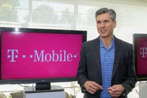 Jim Alling, chief operations officer of T-Mobile Business