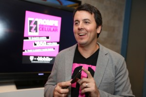 Jorge Martel, general manager of T-Mobile Puerto Rico