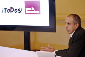 Puerto Rico Conservation Trust Executive Director Fernando Lloveras