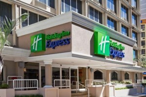 The Holiday Inn Express San Juan Condado hotel, owned by A.F.N.S. Condado Investment Inc. is franchised by an affiliate of IHG.