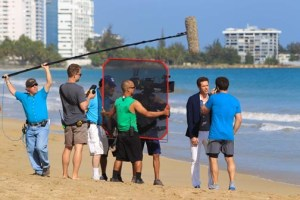 "Filming of the ""Royal Pains"" series took place on El Alambique beach in Isla Verde."