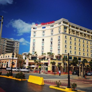 Florida-based Consolidated-Tomoka Land Co. was involved in the financing of the Sheraton Old San Juan hotel.
