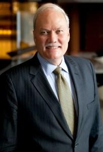 Outgoing Bacardi CEO Ed Shirley