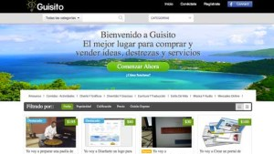 "A recently established website, Guisito.com is looking to become the online place for Puerto Ricans to list their ""gigs"" — for free."