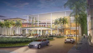 Located in an area that attracts nearly 5 million tourists per year, the mall will be the first Caribbean location for major U.S. retailers Nordstrom and Saks Fifth Avenue.